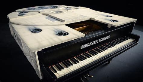 mythique le piano 224 queue faucon millenium
