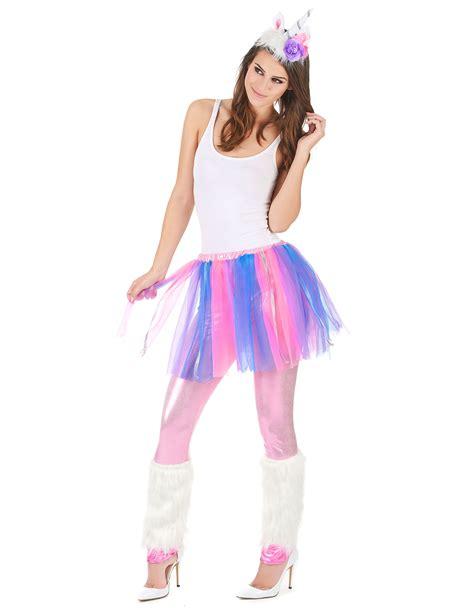 Du00e9guisement de licorne multicolore femme  Deguise-toi achat de Du00e9guisements adultes