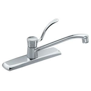 moen legend single handle kitchen faucet in chrome discontinued 7300 the home depot - Discontinued Moen Kitchen Faucets