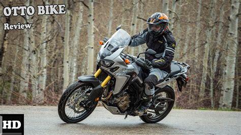 Otto Bike L 2019 Honda Africa Twin White Black Exclusive