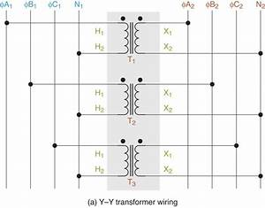 3 Phase Transformer Wiring Diagrams For Bank