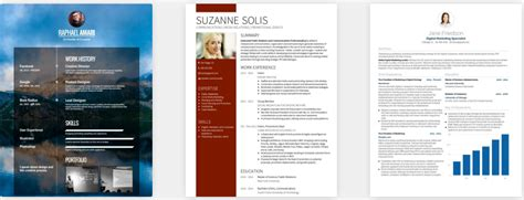 Workforce Resume Builder by As Become More Term Visualcv Resume Builder Caters To Evolving Workforce