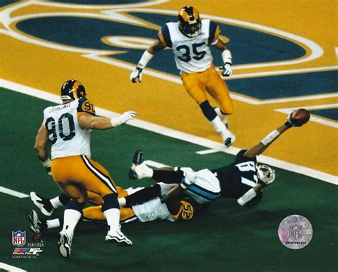 Super Bowl Xxxiv Game Winning Tackle St Louis Rams