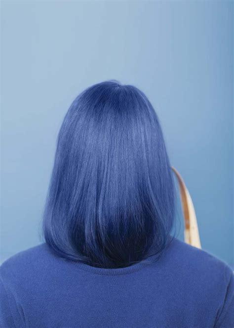 Best 25 Blue Hair Colors Ideas Only On Pinterest Blue
