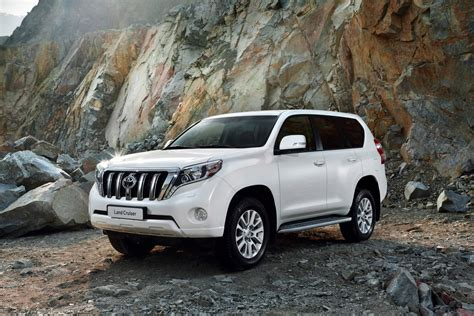 toyota prado review engine release date design