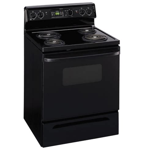 ge spectra   standing quickclean electric range jbpedbb ge appliances