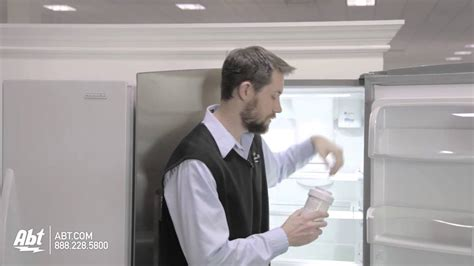 ge water filter how to replace a ge mwf refrigerator water filter