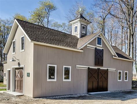 Converting Old Stables Into A Cool