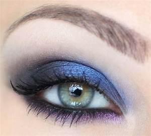 Les Yeux Les Plus Rare : 8 astuces pour choisir son maquillage en fonction da la couleur de ses yeux et de ses cheveux ~ Nature-et-papiers.com Idées de Décoration