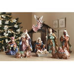 bridal shower registry ideas royal doulton classic christmas nativity set large