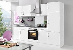 Küchenzeile Mit Kühlschrank : held m bel k chenzeile mit e ger ten toronto breite 270 ~ Sanjose-hotels-ca.com Haus und Dekorationen