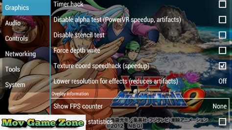 Best Ppsspp Setting Of Toriko Gourment Survival 2 Gold