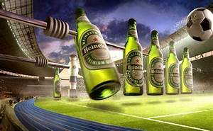 48 Beautiful Beer Ads and Funny Commercials Collection!