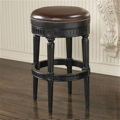 manchester swivel backless bar  counter stools frontgate