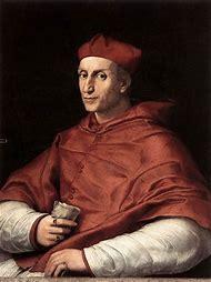 Raphael Portrait of Cardinal Bibbiena