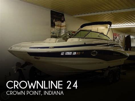 Crownline Boats For Sale Indiana by Crownline 24 Boat For Sale In Crown Point In For 52 300