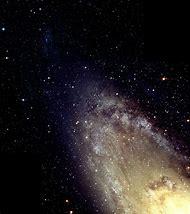 Andromeda Galaxy Close Up