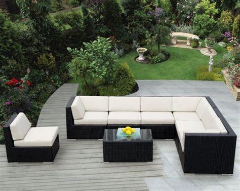 canape d angle exterieur resine salon de jardin en résine avantages et photos inspirantes