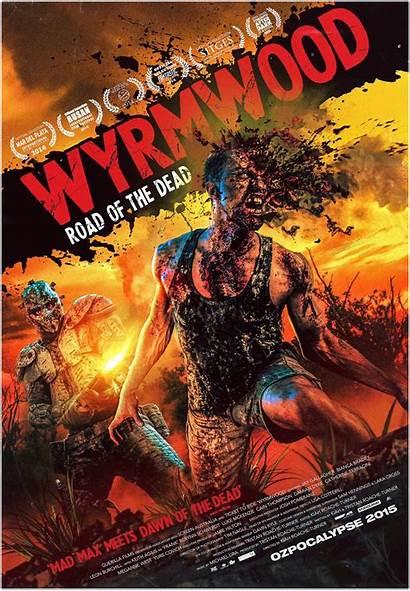 Wyrmwood Poster Dead Road Worm Teaser Trailer