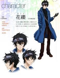 Gareki Karneval Anime Characters