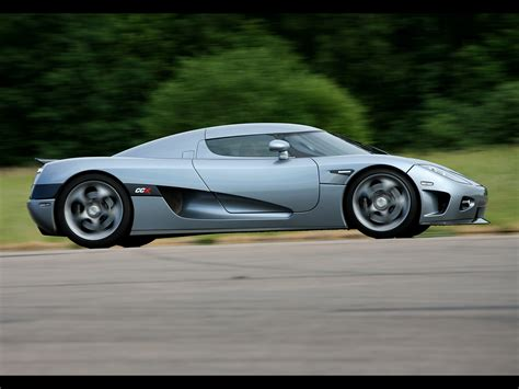 The Koenigsegg Ccx