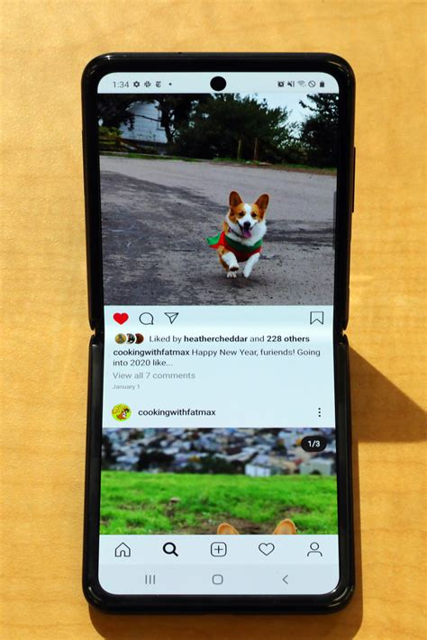 Features 6.7″ display, snapdragon 855+ chipset, 3300 mah battery samsung galaxy z flip. Samsung Galaxy Z Flip review: A folding phone that's a dud ...