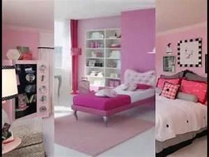 Chambre Fille 8 Ans : decoration de chambre de fille de 12 ans ~ Teatrodelosmanantiales.com Idées de Décoration