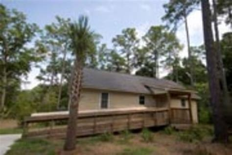 sc state parks with cabins cing at edisto sc