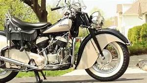 1947 Indian Chief - YouTube