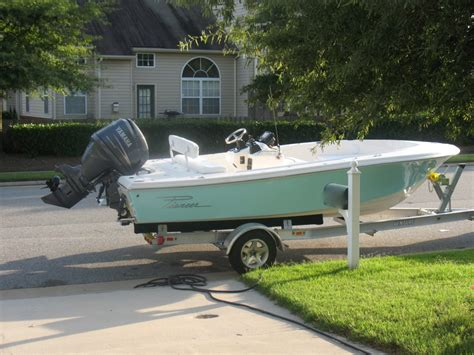 Pioneer Boat Forum by 2008 Pioneer 186 Cape Island Reduced 2k The Hull