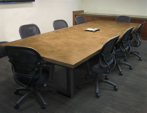 conference room table furniture custom made conference room table meeting table by