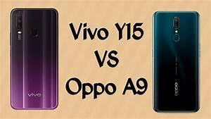 Vivo Y15 Vs Oppo A9