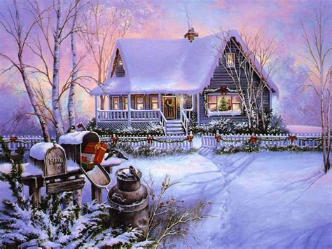 fascinating articles and cool stuff christmas scenes paintings