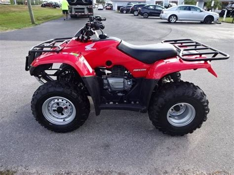 2006 Honda Recon 250 Motorcycles for sale