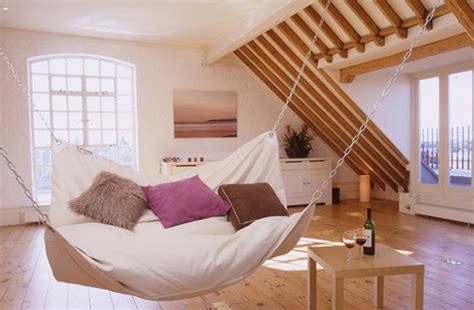 hamac pour chambre 32 idées insolites pour rendre votre maison originale
