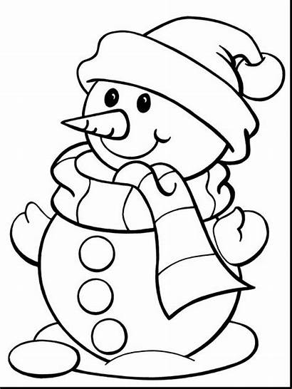 Wonderland Coloring Winter Pages Printable Getcolorings Draw