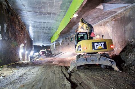 Eurovia Si Hloubené Tunely Strahovský Tunel Myslbekova Tvstav Cz