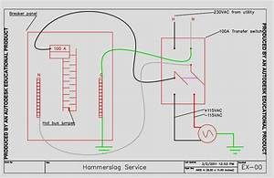 Generator Inlet Box Wiring Diagram Gallery