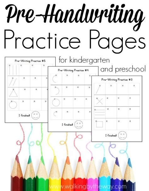 free pre handwriting practice pages handwriting practice 517 | a1b05ff557974befd7973b82a6380c10