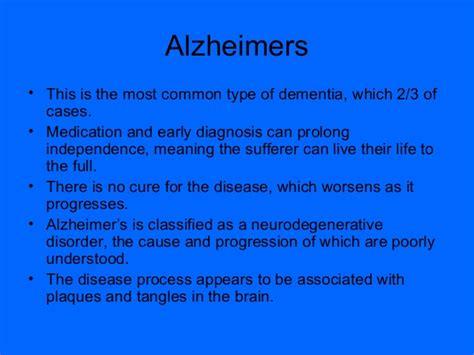 Tutorial Dementia