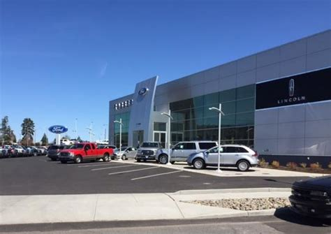 Robberson Ford New Mazda Lincoln Ford Dealership In