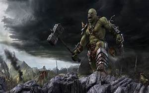 Orcs, Wallpapers, Hd, Desktop, And, Mobile, Backgrounds