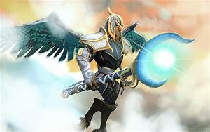Skywrath Mage (Rune Forged set) - DOTA 2 Wallpapers