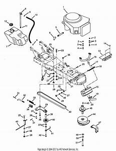 Ariens 17 5 Hp Riding Mower Wiring Diagram