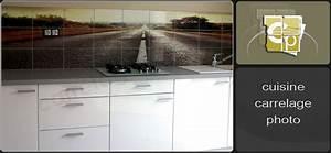 deco cuisine carrelage mural With idee deco carrelage mural cuisine