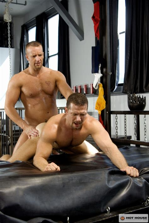 Muscle Pigs Tyler Riggz And Vinnie Dangelo Fucking By