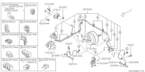 Subaru 2 5xt Engine Diagram by 27671fe000 Genuine Subaru Pcv Assy