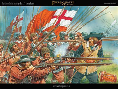 art  warlord english civil war warlord