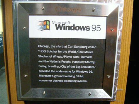 windows chicago codename microsoft
