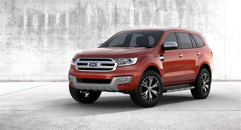 2018 Ford Everest Is A Rough Ready Suv Video